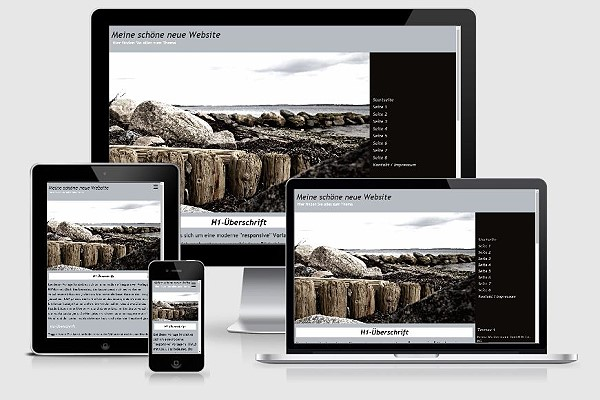 Responsive Template Nr. 31
