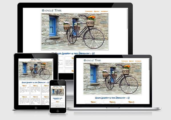 Responsive Template Nr. 46