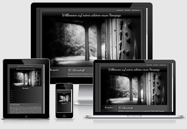 Responsive Template Nr. 60