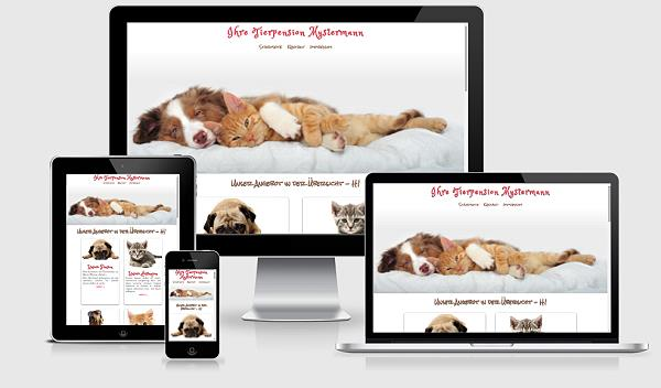 Responsive Template Nr. 64
